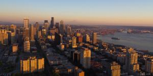 New Seattle Cityscape Image